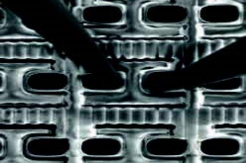半導体デバイスの特性評価