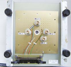 高周波測定用プローブカード